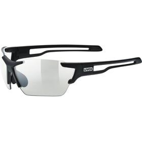 UVEX Sportstyle 803 V Sportglasses black matt/smoke